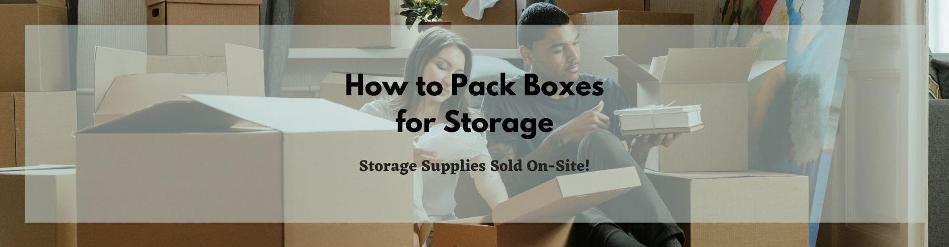 storage supplies Harrisburg PA